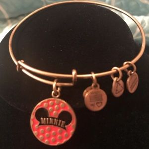 Alex & Ani Disney Minnie Mouse Bracelet